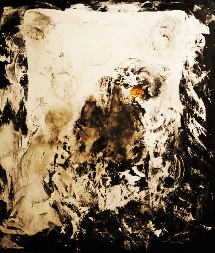 Acryl auf Leinwand, 80x70, 2014