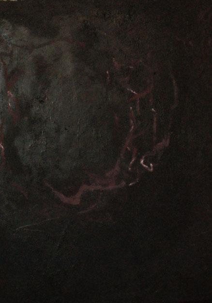 Phänotyp, Acryl auf Leinwand, 60x80, 2016