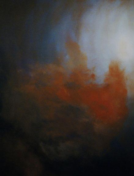 Daredevil, Acryl auf Leinwand, 80x60, 2011