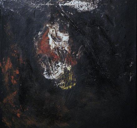 Acryl auf Leinwand, 50x50, 2013