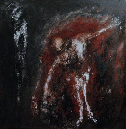 Acryl auf Leinwand, 70x70, 2012
