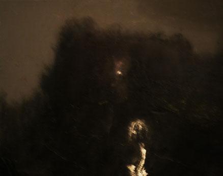 Kimmerien, Acryl auf Leinwand, 50x70, 2013