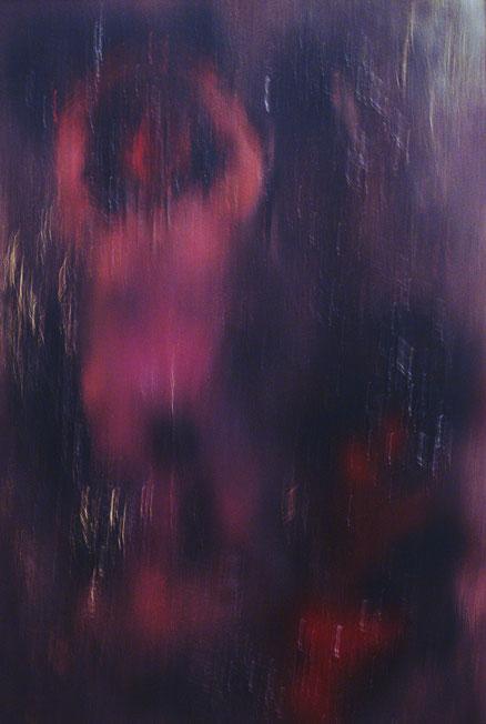 Gauguin, Acryl auf Leinwand, 70x50, 2018