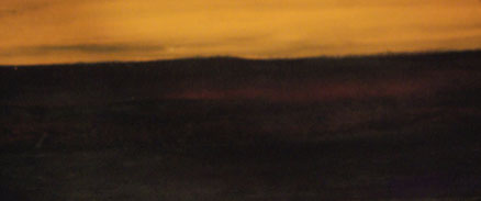 Landschaft, Acryl auf Leinwand, 40x80, 2017