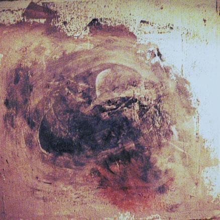 Acryl auf Leinwand,40x40, 2013