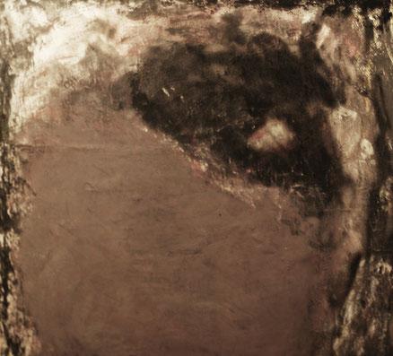 Wozzeck, Acryl auf Leinwand, 83x83, 2012