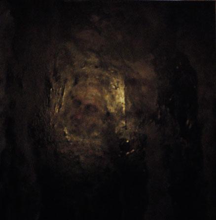 Faust, Acryl auf Leinwand, 50x60, 2017