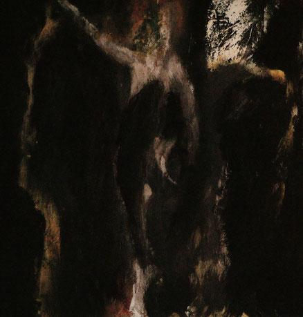 Acryl auf Leinwand, 50x50, 2014