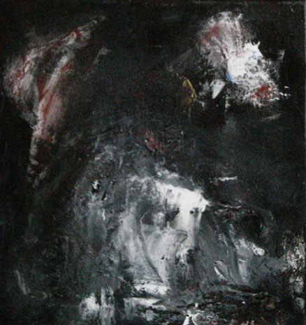 Acryl auf Leinwand, 40x40, 2012