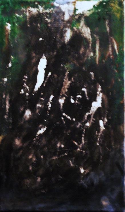 Acryl auf Leinwand, 60x50, 2016