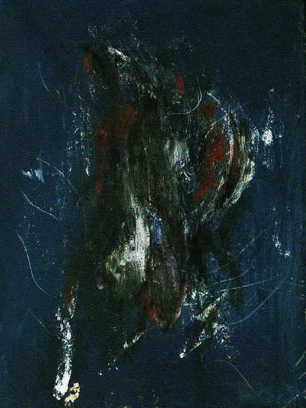 Miroir, Acryl auf Leinwand,80x60, 2013