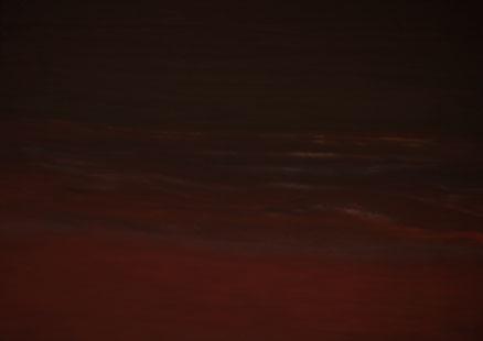 Rotes Meer, Acryl auf Leinwand, 40x56, 2016