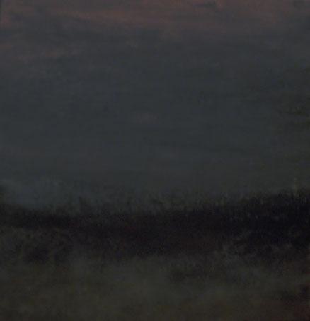 Landschaft, Acryl auf Karton, 60x50, 2017