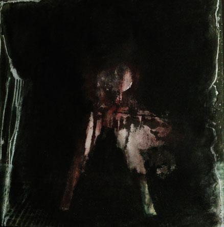 Acryl auf Leinwand, 60x60, 2014