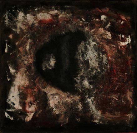 Acryl auf Leinwand, 80x80, 2012