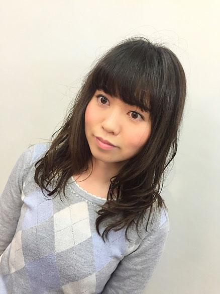 横浜・日吉・菊名・美容室☆女性の笑顔を作る専門家☆美容家 奥条勇紀 パーマは毎日が可愛くなる代物