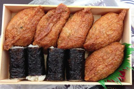 豊川の稲荷寿司は稲荷寿司の元祖