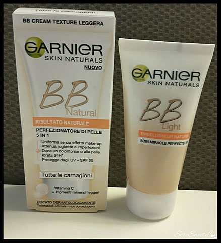 BB cream Skin Naturals-Light