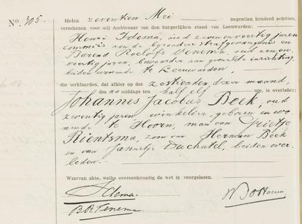 Overlijdensregister 1918,Bijzondere Strafgevangenis van Leeuwarden