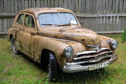 傷が多い、走行が多い、古い車は査定額が付かない