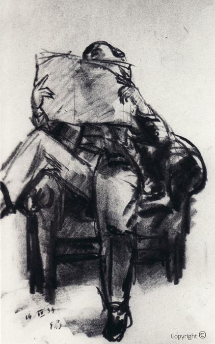 Erwin Bowien (1899-1972): Hanns Heinen, 1934