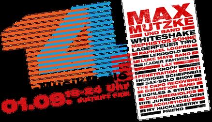 DJ Saxophon  Max Mutzke