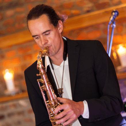 Saxophon Service, DJ mit Saxophon DJ plus Saxophon