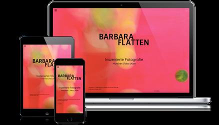 Barbara Flatten ist Kundin der Web-Manu-Faktur München