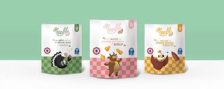 Box de petits pots de qualité bio et halal pour Bébé à partir de 12 mois, cuisinés avec des viandes d'origine France et bons comme du fait-maison