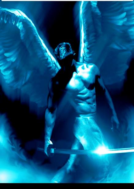 Arcangelo Michele, il difensore supremo della Legge di Dio, che sconfigge il male ovunque egli sia.