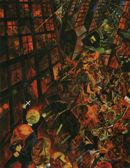 "George Grosz, ""Il funerale"" (1918)"
