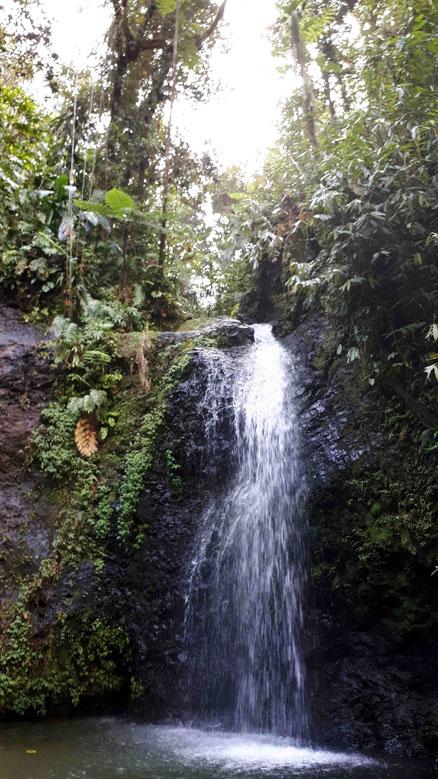 Wasserfall Saut du Gendarme