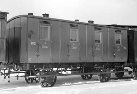 Personenwagen 3. Klasse Bildquelle: (2)