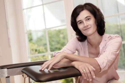 Ilka Scharf - Praxis für Osteopathie in Taucha bei Leipzig