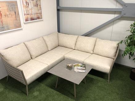Gartenmöbel Sitzgruppe Modell Kapstadt
