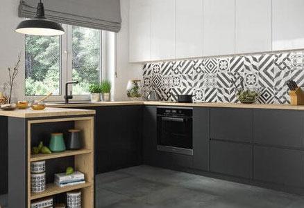 Onze tegelhandel zorgt ervoor zorgt dat uw keuken of vloer een echte eyecatcher wordt.