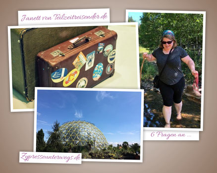6 Fragen an Janett von Teilzeitreisender.de