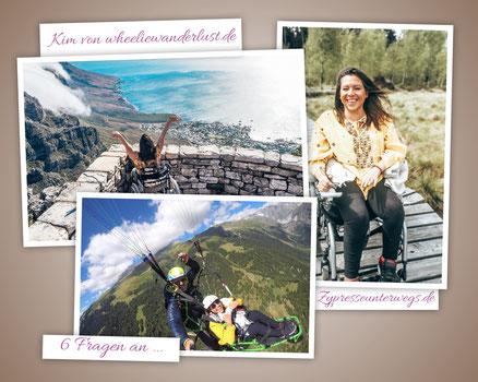 6 Fragen an Kim von wheeliewanderlust.de