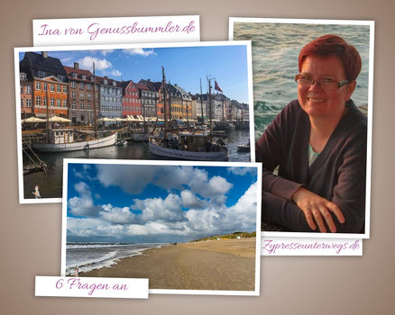 6 Fragen an  Ina von Genussbummler.de