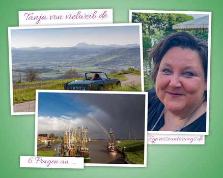 6 Fragen an Tanja von vielweib.de