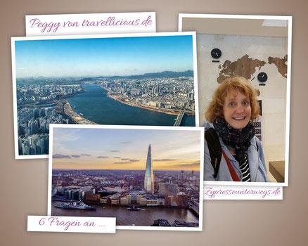 6 Fragen an Peggy von travellicious.de