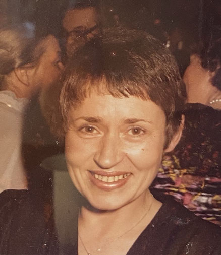 Ehefrau Isolde - 2000 verstorben