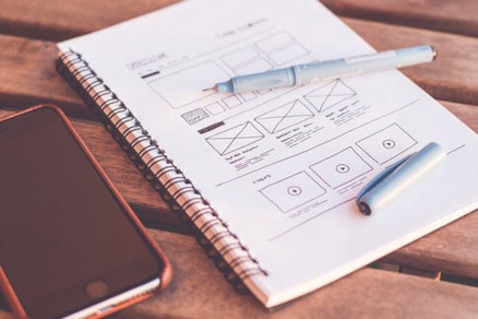 Discutons ensemble de votre projet de création de site internet ! C-Caro.be