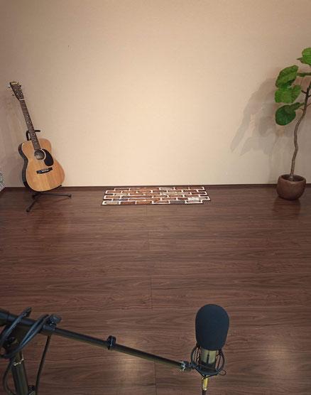 森充ギター教室ステージ撮影セット