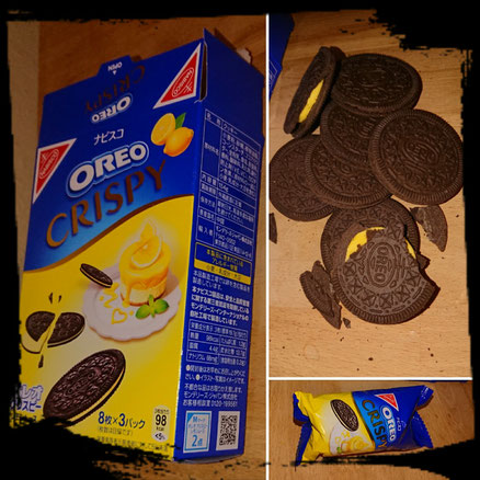 oreo thins lemon