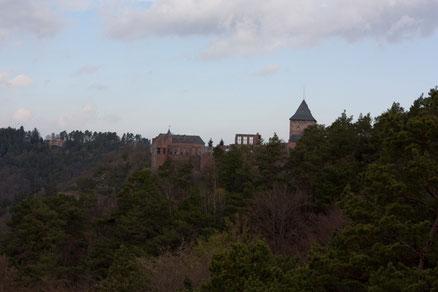 Burg Nideggen, Pfadfinderfahrt
