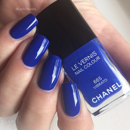 SWATCH CHANEL VIBRATO 665 by LackTraviata