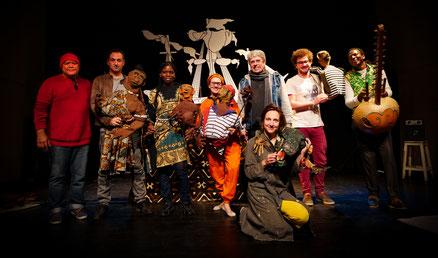 Le monde perdu de Peter - Théâtre du Versant - Biarritz