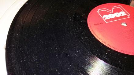 Zustand eines 2nd-Hand Neuzugangs /  Foto: good-vinyl.de