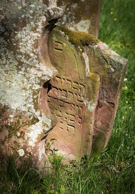 Jüdischer Friedhof Unterbalbach